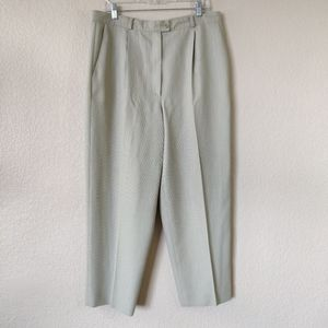 Zanella 100% Wool Pants 16 Marleen